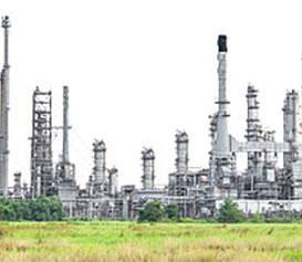 Gasüberwachung in Raffinerien