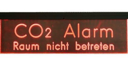 LED warning light LW 46